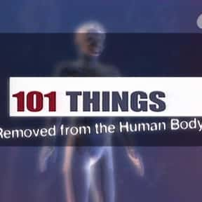 101 Things Removed from the Hu is listed (or ranked) 3 on the list List of All Movies Released in 2005