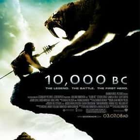 10,000 BC is listed (or ranked) 3 on the list The Best Caveman Movies