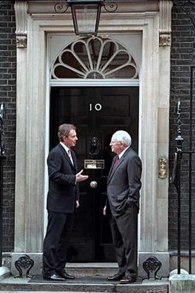 10 Downing Street is listed (or ranked) 4 on the list List of Famous London Buildings & Structures
