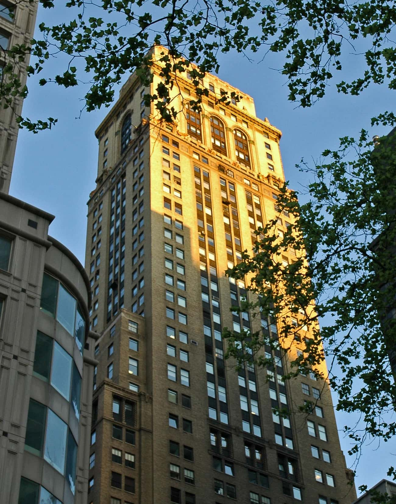 10 East 40th Street is listed (or ranked) 4 on the list New York City Architecture: Famous Landmarks and Buildings