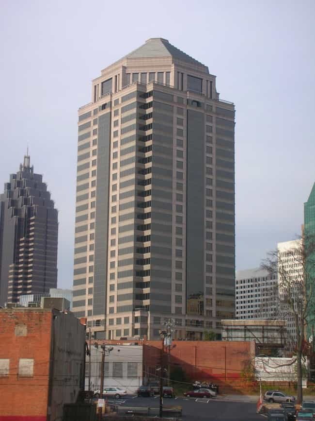 1100 Peachtree is listed (or ranked) 1 on the list List of Famous Atlanta Buildings & Structures
