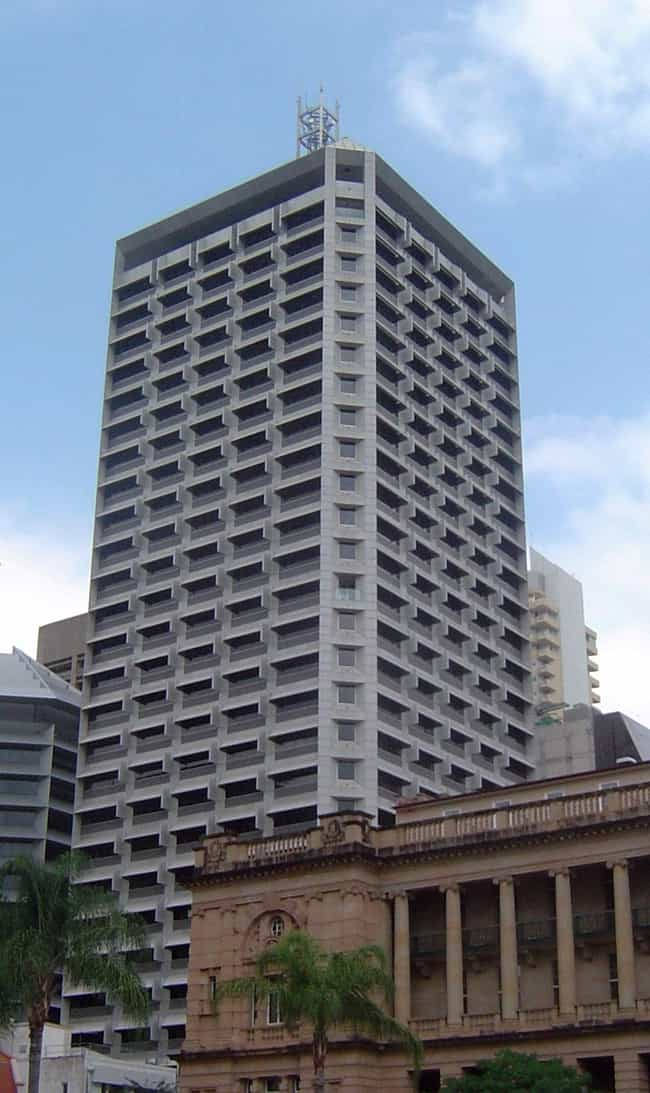 111 George Street is listed (or ranked) 1 on the list List of Famous Brisbane Buildings & Structures