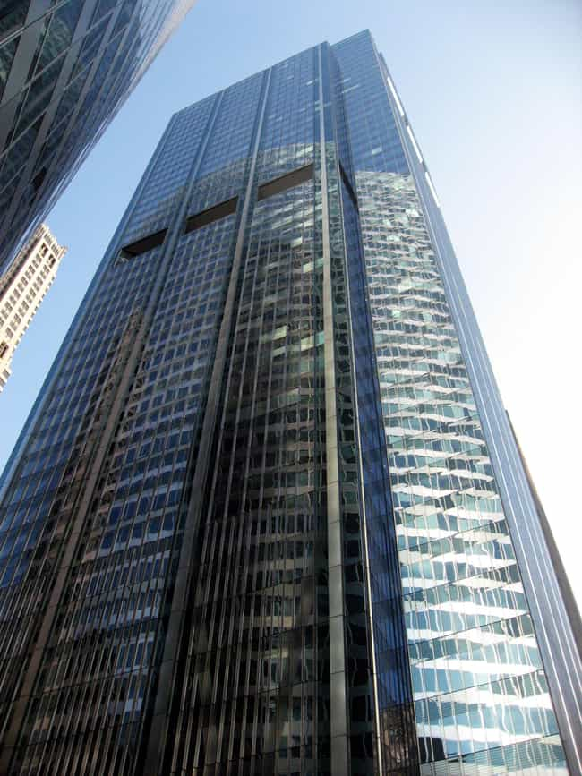 111 South Wacker Drive is listed (or ranked) 3 on the list List of Famous Chicago Buildings & Structures