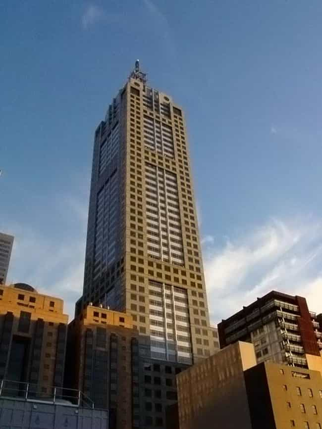 120 Collins Street is listed (or ranked) 3 on the list List of Famous Melbourne Buildings & Structures