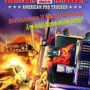 18 Wheeler: American Pro Truck is listed (or ranked) 2 on the list List of Gamecube Games