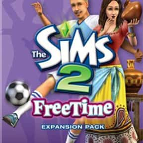 The Sims 2: FreeTime is listed (or ranked) 19 on the list The Best Life Simulation Games of All Time