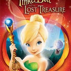 Tinker Bell and the Lost Treas is listed (or ranked) 8 on the list The Best G-Rated Fairy Tale Movies