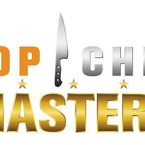 Top Chef Masters is listed (or ranked) 8 on the list The Most Watchable Cooking Competition Shows