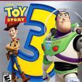 Toy Story 3: The Video Game is listed (or ranked) 2 on the list The Best Toy Story Video Games of All Time