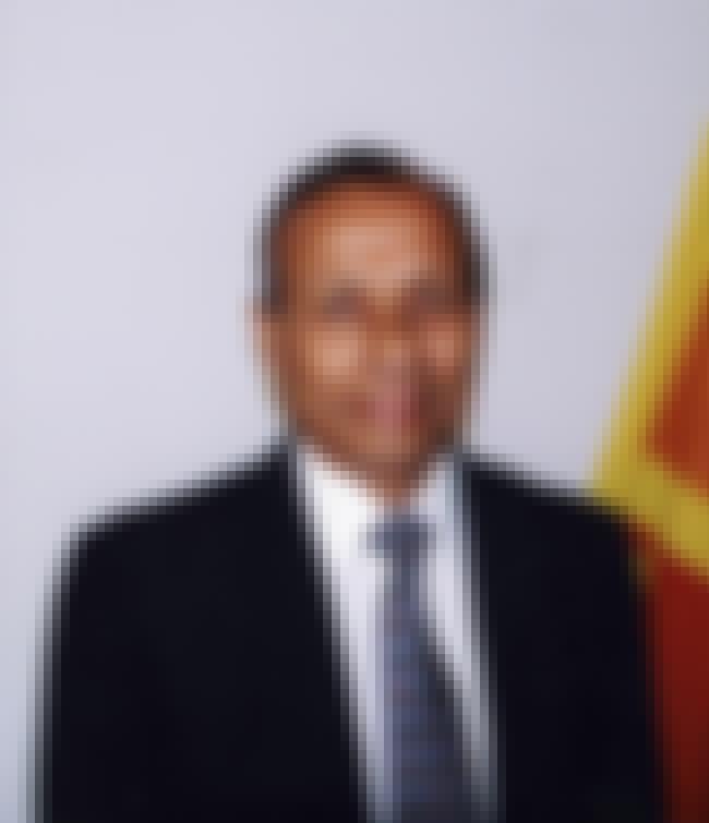 Tudor Gunasekara is listed (or ranked) 5 on the list Famous Ananda College Alumni