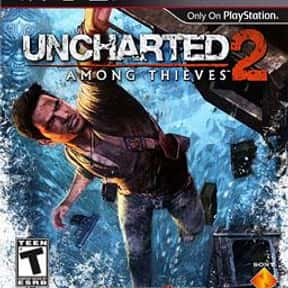 Uncharted 2: Among Thieves is listed (or ranked) 1 on the list The Best PlayStation 3 Action-Adventure Games