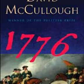 1776 is listed (or ranked) 1 on the list Quill Award Winning Books