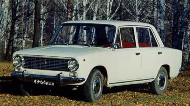 VAZ-2101 is listed (or ranked) 2 on the list Full List of Lada Models