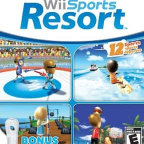 Wii Sports Resort is listed (or ranked) 16 on the list The Best Games That Never End