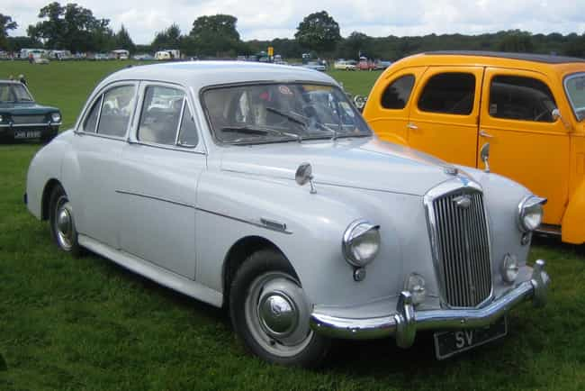 Wolseley 4/44 is listed (or ranked) 4 on the list Full List of Wolseley Models