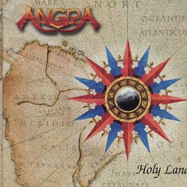 Holy Land is listed (or ranked) 2 on the list The Best Angra Albums of All Time