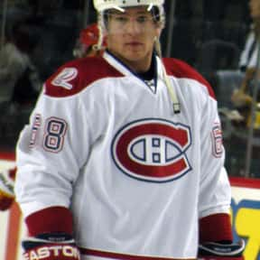 Yannick Weber is listed (or ranked) 1 on the list Famous Hockey Players from Switzerland