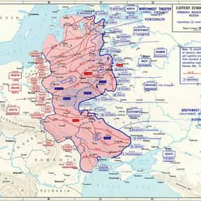 Battle of Białystok–Minsk is listed (or ranked) 20 on the list World War II Battles Involving the Nazi Germany