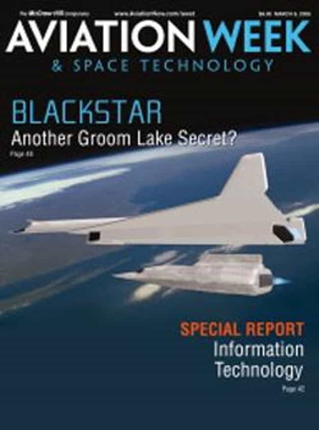 Blackstar is listed (or ranked) 2 on the list Lockheed Martin Airplanes and Aircrafts