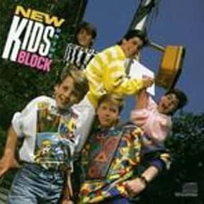 New Kids on the Block is listed (or ranked) 25 on the list The Best Self-Titled Albums