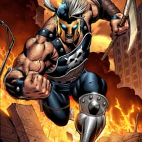 Ares is listed (or ranked) 20 on the list All DC Villains & DC Comics Enemies