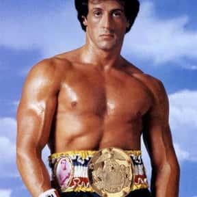 Rocky Balboa is listed (or ranked) 16 on the list The Best Movie Characters Of All Time