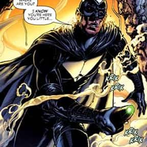 Black Hand is listed (or ranked) 3 on the list The Best Green Lantern Villains Ever