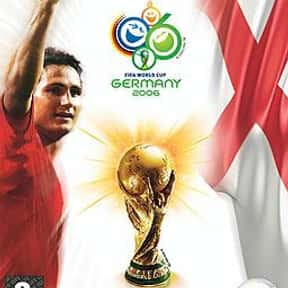 2006 FIFA World Cup is listed (or ranked) 5 on the list List of Gamecube Games