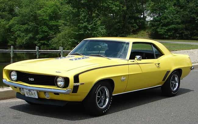1969 Chevrolet Camaro is listed (or ranked) 1 on the list The Best Chevrolet Camaros of All Time