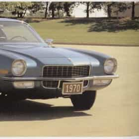1970 Chevorlet Camaro