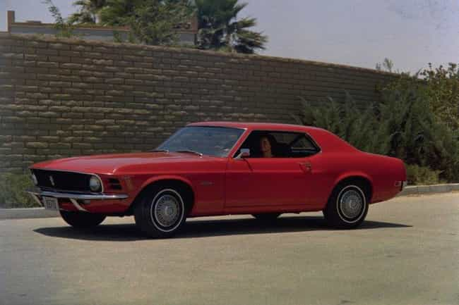 1970 Ford Mustang is listed (or ranked) 3 on the list List of All Cars Made in 1970