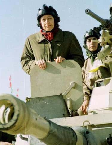 1991 uprisings in Iraq is listed (or ranked) 1 on the list List Of Gulf War Battles