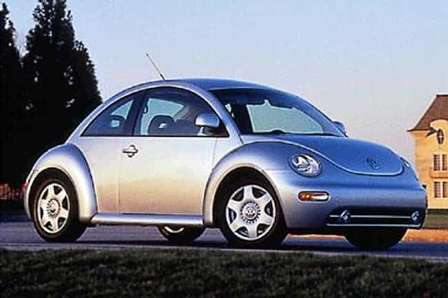 1999 Volkswagen New Beet... is listed (or ranked) 3 on the list The Best Volkswagen New Beetles of All Time