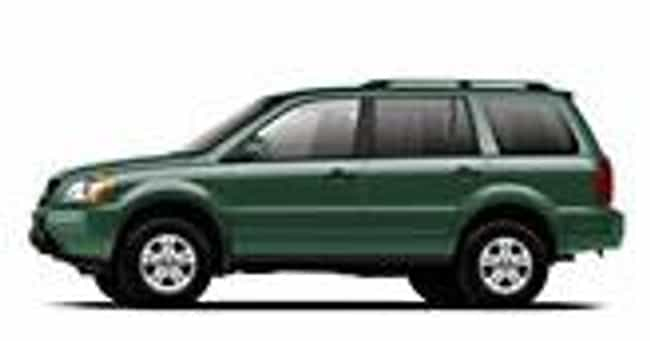 2004 Honda Pilot is listed (or ranked) 2 on the list The Best Honda Pilots of All Time