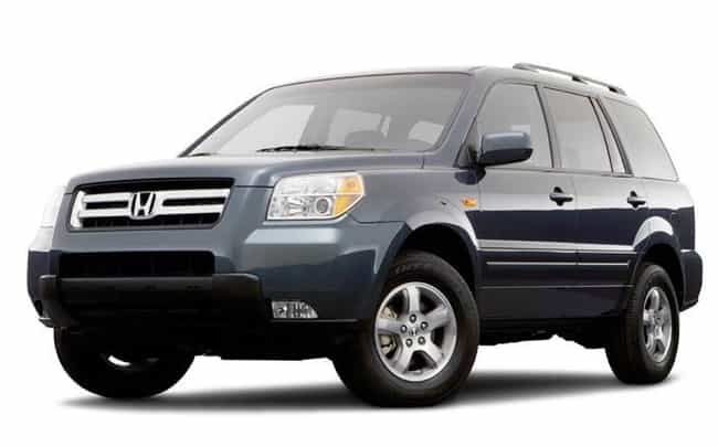 2008 Honda Pilot is listed (or ranked) 4 on the list The Best Honda Pilots of All Time