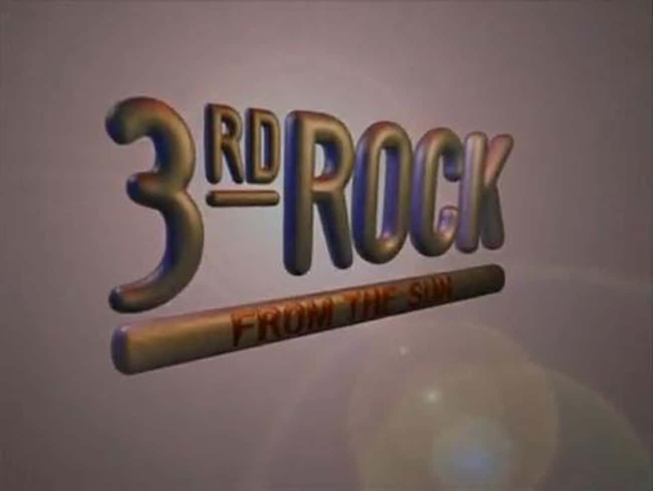 3rd Rock from the Sun is listed (or ranked) 2 on the list What To Watch If You Love 'Frasier'