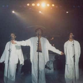 3T is listed (or ranked) 3 on the list Warner Bros. Records Complete Artist Roster