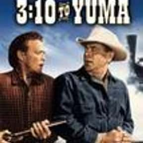 3:10 to Yuma is listed (or ranked) 5 on the list The Best Western Movies of the 1950s