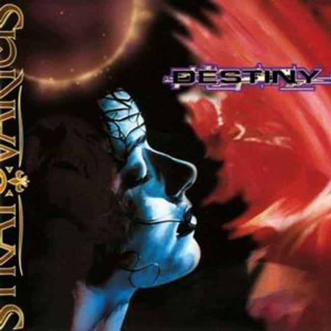 Destiny is listed (or ranked) 4 on the list The Best Stratovarius Albums of All Time