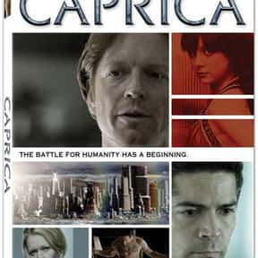 Caprica is listed (or ranked) 20 on the list The Best Shows Canceled After a Single Season