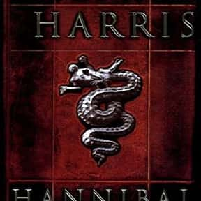 Hannibal is listed (or ranked) 21 on the list The Best Novels About Sociopaths