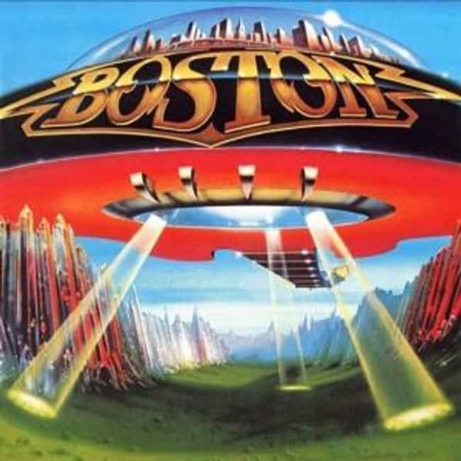 Don't Look Back is listed (or ranked) 2 on the list The Best Boston Albums of All Time
