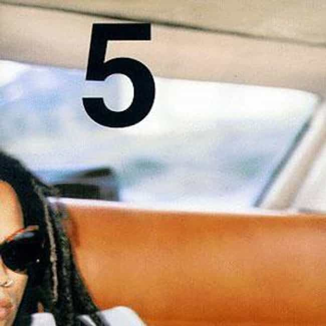 5 is listed (or ranked) 4 on the list The Best Lenny Kravitz Albums of All Time