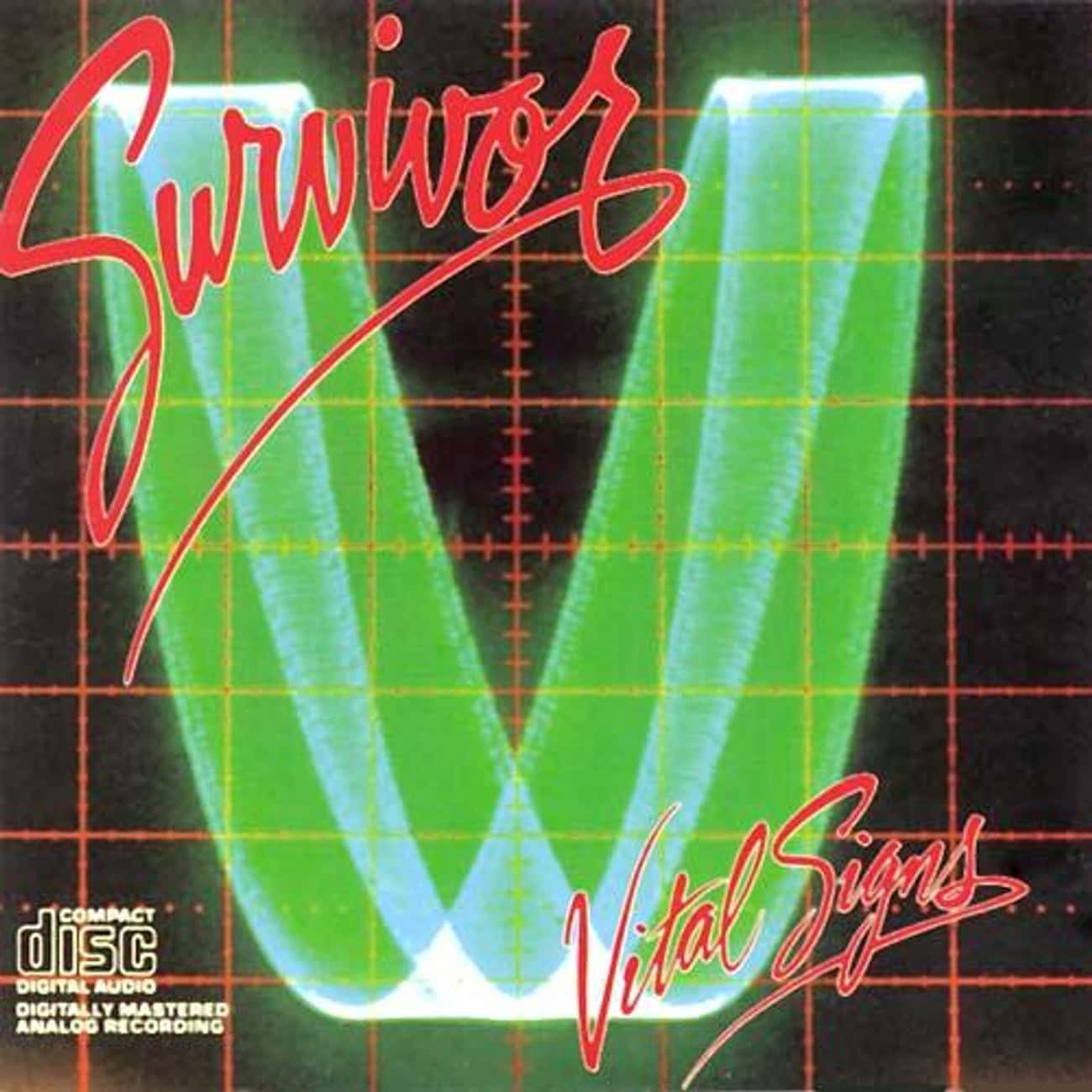 Vital Signs is listed (or ranked) 1 on the list The Best Survivor Albums of All Time