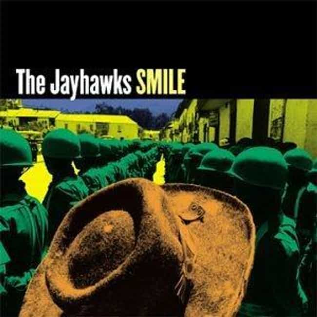 Smile is listed (or ranked) 4 on the list The Best Jayhawks Albums of All Time