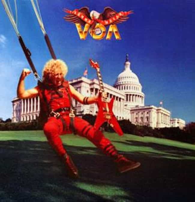 VOA is listed (or ranked) 3 on the list The Best Sammy Hagar Albums of All Time
