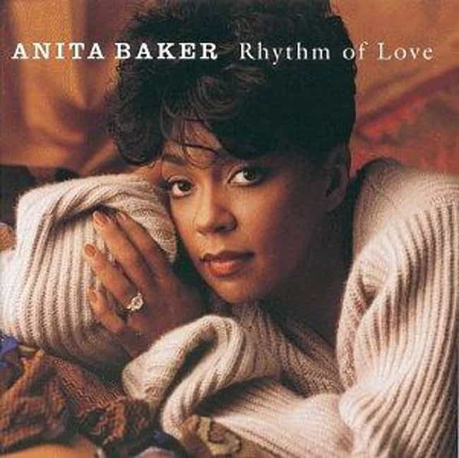 Rhythm of Love is listed (or ranked) 3 on the list The Best Anita Baker Albums of All Time