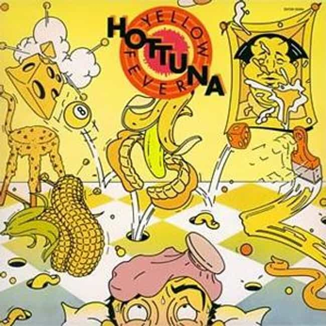 Yellow Fever is listed (or ranked) 4 on the list The Best Hot Tuna Albums of All Time