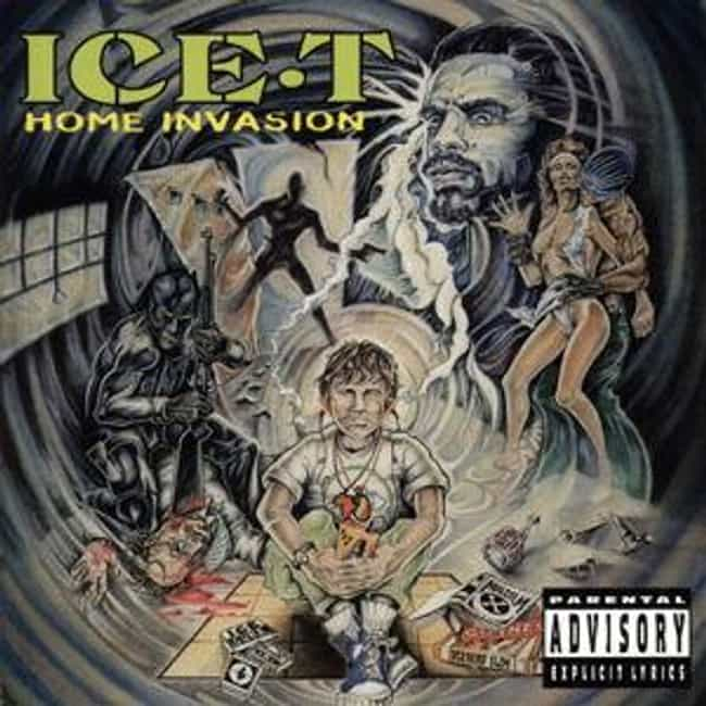 List of All Top Ice T Albums, Ranked