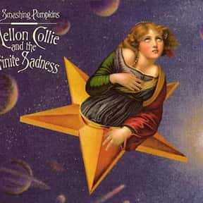 Mellon Collie and the Infinite is listed (or ranked) 7 on the list The Best Albums of the 1990s